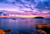 Ibiza - Sonnenaufgang Es Canar [1]