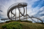 Tiger & Turtle, Magic Mountain, Duisburg