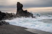 Magisches Island - versteinerter Troll?