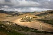 Keine Toskana, sondern Mirabella Imbaccari in Sizilien